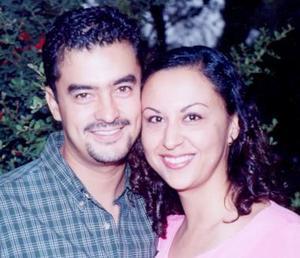 Ricardo Amozorrutia  y Alejandra del Rocío Artea