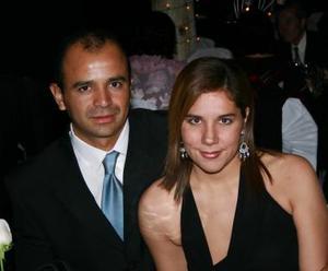 <u><i> 14 de noviembre de 2004</u></i><p> Sergio Alvarado y Mayté Cota