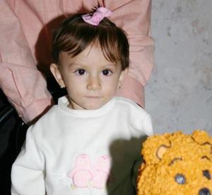 Ana Karen Gómez Palomo festejó su cumpleaños con una merienda