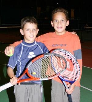 Andrés y Benjamín