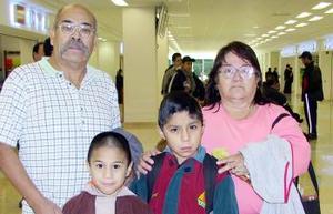 <u><i> 14 de noviembre de 2004</u></i><p> José Hilario Castañeda, César Pérez y Miguel Ángel