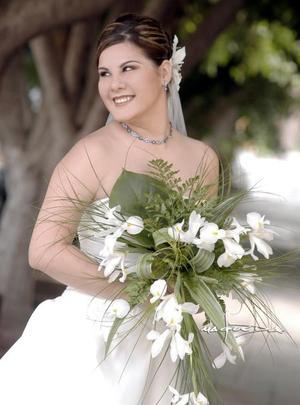 L.P. Magda Araceli Bernal Flores unió su vida en ceremonia religiosa a la del Sr. Roberto Hurtado Leyer