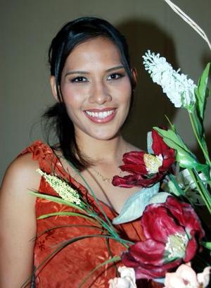 Anahí Hernández Rodríguez.