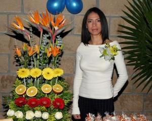 Brenda Romero Grimaldi.