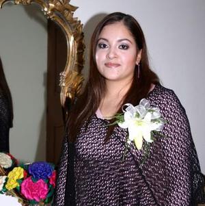 <u><i> 16 de noviembre de 2004</u></i><p> Ivonne Ala nis el día de su despedida de soltera.