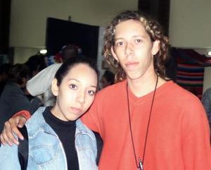 Brenda y Guillermo Padilla