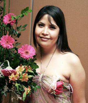 <u><i> 19 de noviembre de 2004</u></i><p> Miriam Cepeda captada en su despedida