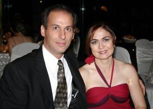 Jaime Murra y Susana de Murra