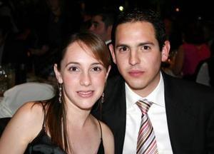 <u><i> 19 de noviembre de 2004</u></i><p> Pimpo Garza y Bárbara Berlanga