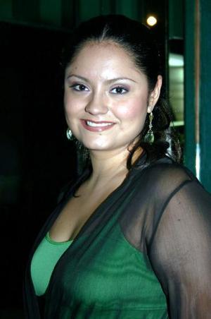 Elsa Contreras Bustamante contrajo matrimonio el pasado 12 de noviembre con Daniel Villavicencio