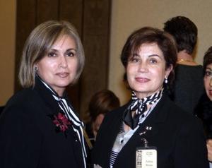 lma de Campos y Katia Madero