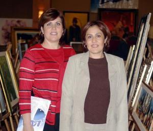 Gabriela y Georgina González Duarte