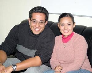 José Gerardo y Nancy D' Samper