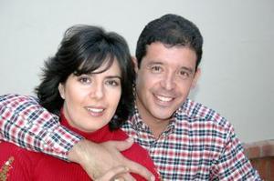 Eduardo e Irene Lugo