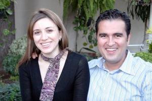Augusto Ávalos y Lorena de Ávalos