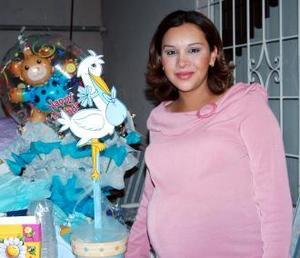 Zaide Zárate Pérez espera la llegada de su bebé