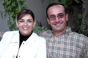 Rolando Reed y Lucía de Reed