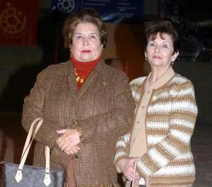 <u><i> 21 de noviembre de 2004</u></i><p>  Delia de Gurza y Banchis de la GARZA