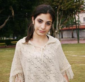 <u><i> 22 de noviembre de 2004</u></i><p> Karime Alejandra Babin Abdo captada recientemente