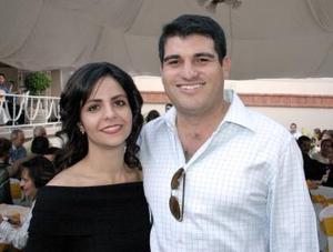 <u><i> 22 de noviembre de 2004</u></i><p> José Miguel Campillo y su esposa Isabel