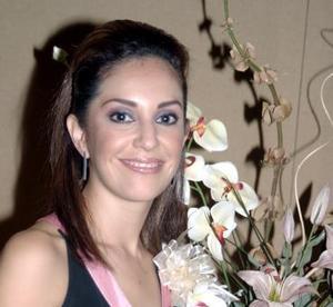Ana Sofia Urquizo Leal en su despedida de soltera.