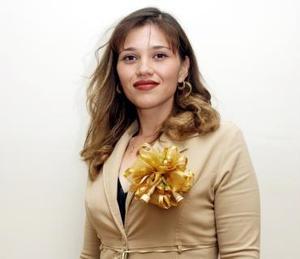 Janeth Molina Campos en su despedida de soltera