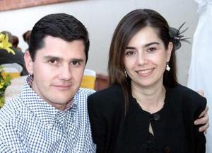 <u><i> 24 de noviembre de 2004</u></i><p> Ricardo Rebollo y María Rosa de Rebollo