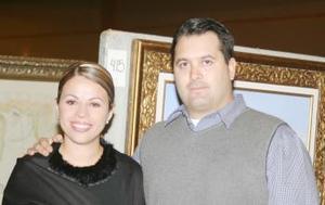Luis y Brenda Necochea.