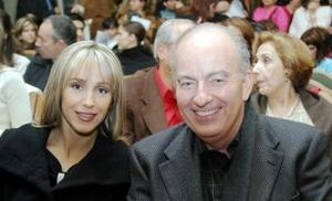 Sandra y Carlos Braña