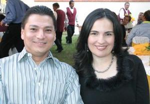 <u><i> 26 de noviembre de 2004</u></i><p>  Cistóbal Fernández y Ana Nava de Fernández.