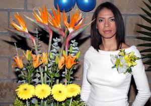 Brenda Romero Grimaldi Contraerá matrimonio con Carlos Salazar Castro