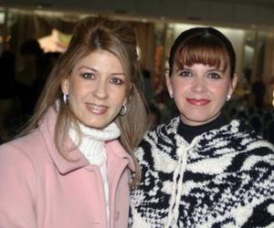 Ana Karina de Berlanga y Claudia de Serna