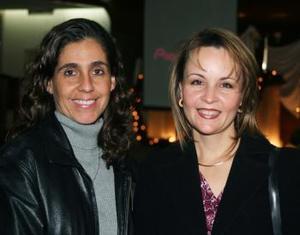 Gabriela Murra y Marcela Aguilar de Sotomayor