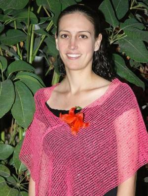 Alma de Alba Castilla se casará el 19 de noviembre.