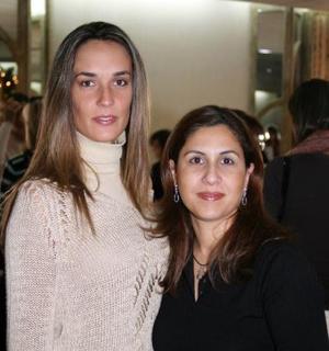 Denis Dibildox y Ana Portilla