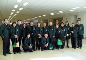 <u><i>29 de noviembre de 2004</u></i><p>  Un grupo de jóvenes viajaron al Mediterráneo.