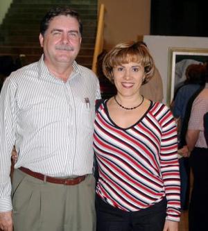 Donato y Paty Gutérrez.