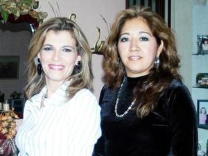 Alma Nieto y Gabriela Bravo celebraron sus respectivos cumpleaños.