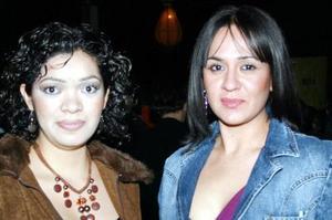 Fabiola Escalante y Yadira Soto
