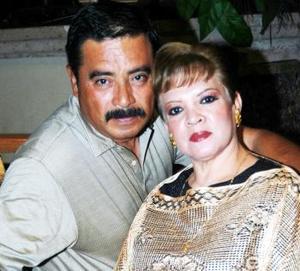 Casimiro Acevedo Alvarado y Carmen Mares de Acevedo