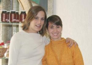 Irene Karam y Bárbara Madero