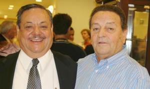 Roberto Rodriguez y Jose Luis López.
