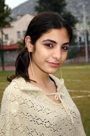Karime Babin Abdo celebró su cumpleaños.
