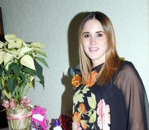 Claudia Torres de Nájera.