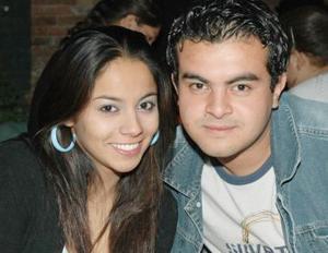 Ale Elizalde y Érik Herrera