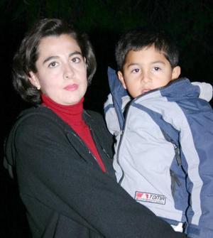 Gloria Sánchez y Gerardo Viesca.