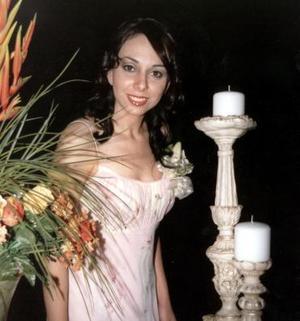 Ana Cecilia Ruiz Moreno capta el día de su despedida de soltera.