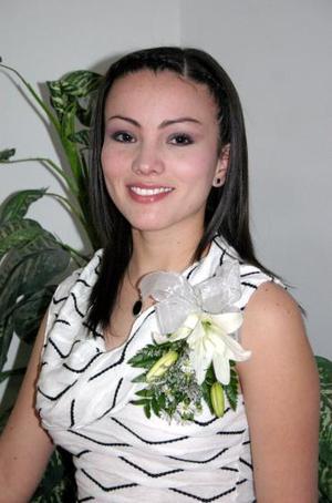 Hilda Cecilia Garza Baca disfrutó de un festejo hace unos días por su próximo enlace matrimonial.