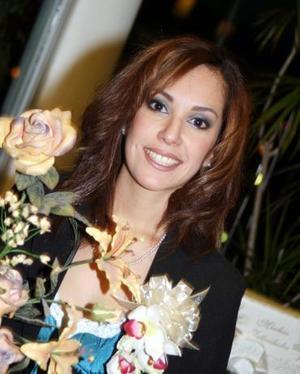 Ana Sofía Urquizo Leal disfrutó de una despedida de soltera.