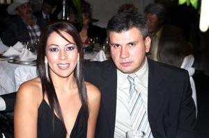 Jaime Espinoza y Ana Zabala